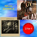 RELAX and INVISIBLE - Padre/Same 1972-74